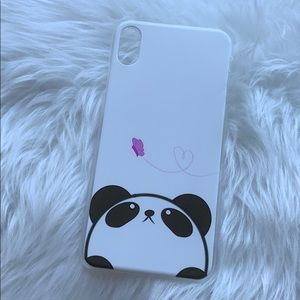 🐼 iPhone XS Max hard case